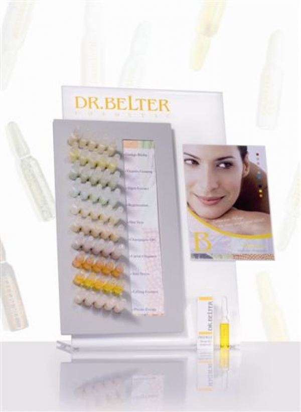 Intensa Ampoule Display