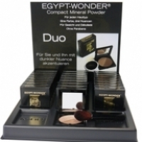 Compact Mineral Powder Duo Display