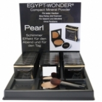 Compact Mineral Powder Pearl Display