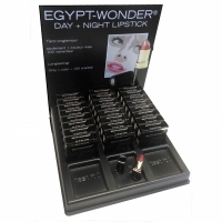 Egypt Wonder Day and Night Lipstick Display