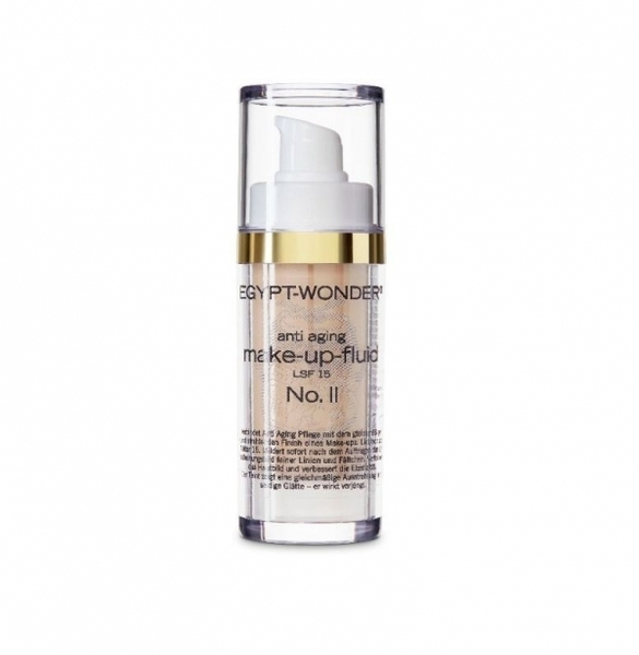 Egypt Wonder Make-up-fluid No.2 meduim