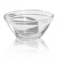 Glass Ampoule Bowl