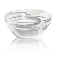 Glass Mask Bowl